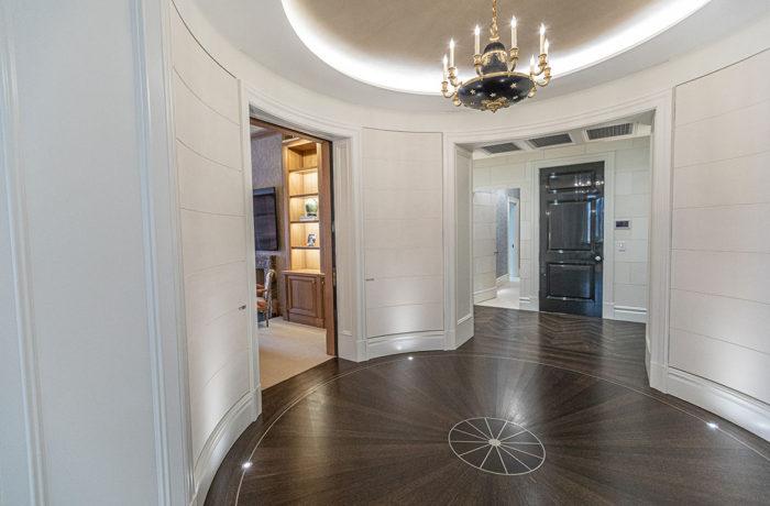 Round Foyer