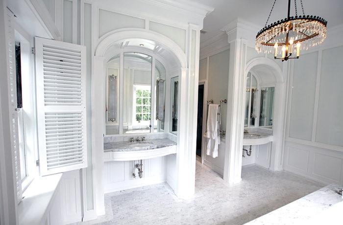 Classic Master Bathroom